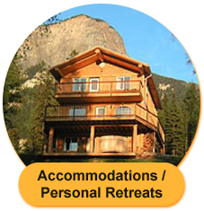 Accommodations / Personal Retreats